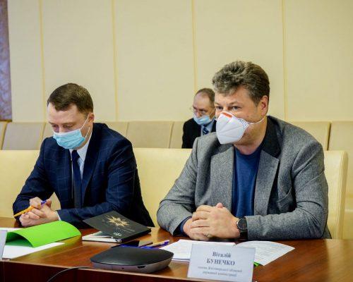 Децентралізація: Віталій Бунечко провів онлайн-нараду з представниками райдержадміністрацій та територіальних громад Житомирщини