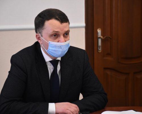Віктор Градівський: Розвиток та трансформація мережі ЦНАПів важливі процеси у рамках децентралізації