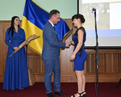 Державних службовців привітали з професійним святом