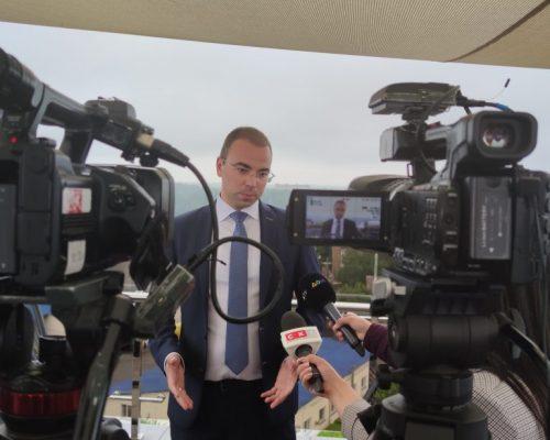 Приватизація покликана для того, аби інвестори вкладали кошти в Україну та Житомирщину зокрема, — Олександр Федько. ВІДЕО