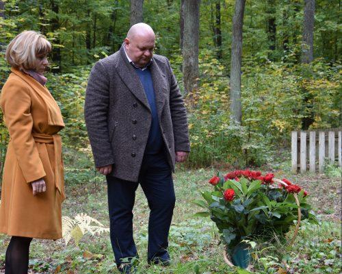 Бабин Яр-80. Жива пам'ять: вшанували жертв нацистського терору