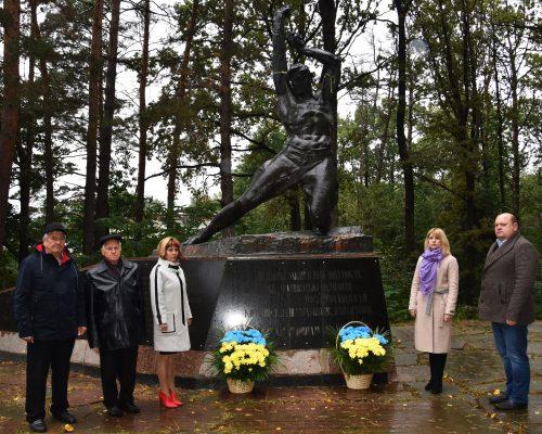 Вшанували пам'ять героїв партизанської слави
