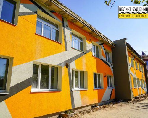 Велике будівництво на Житомирщині: триває реконструкція Новоборівського Центру розвитку дитини. ВІДЕО