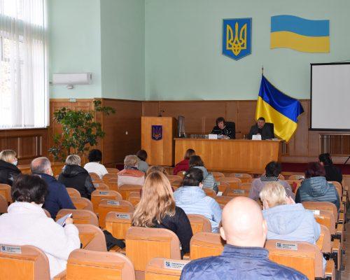 Відбулася семінар – нарада з керівниками відділів соціального захисту населення територіальнох громад Житомирського району