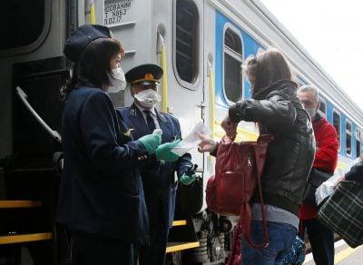 Нові правила перевезень: з 21 жовтня пасажири АТ «Укрзалізниця» повинні мати сертифікат вакцинації або негативний ПЛР-тест